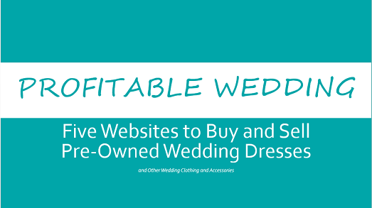 Pre-Owned Wedding Websites